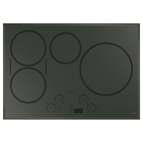 30-inch Induction Cooktop in Flagstone Grey with 5 Elements including Sync-Burners