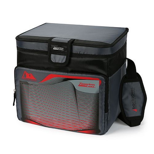 Arctic Zone Zipperless Coldlok 24-Can Cooler with 3.8L Hydration Jug