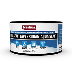 76.2mm x 4.57m Ruban Aqua-Seal