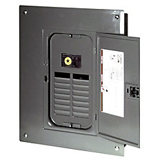 60 Amp Main Breaker Only Plug-on Neutral Loadcentre with 16 Spaces, 30 Circuits Maximum