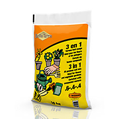 10kg 3-in-1 All-Purpose Soil Mix