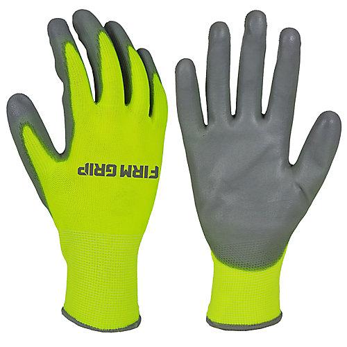 PU Coated High Visibility Work Gloves