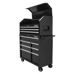 HUSKY 42-inch 10-Drawer Tool Chest and Cabinet Set