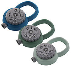 8-Pattern Dial Lawn Sprinkler