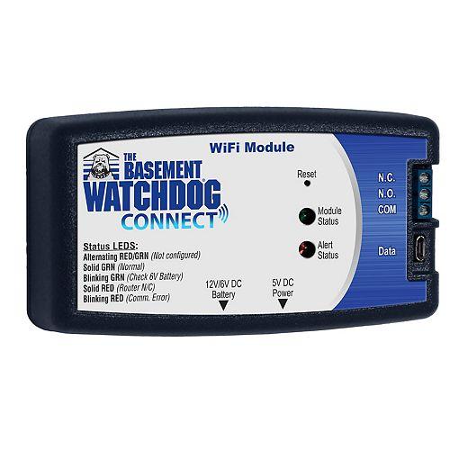 Basement Watchdog WiFi Module