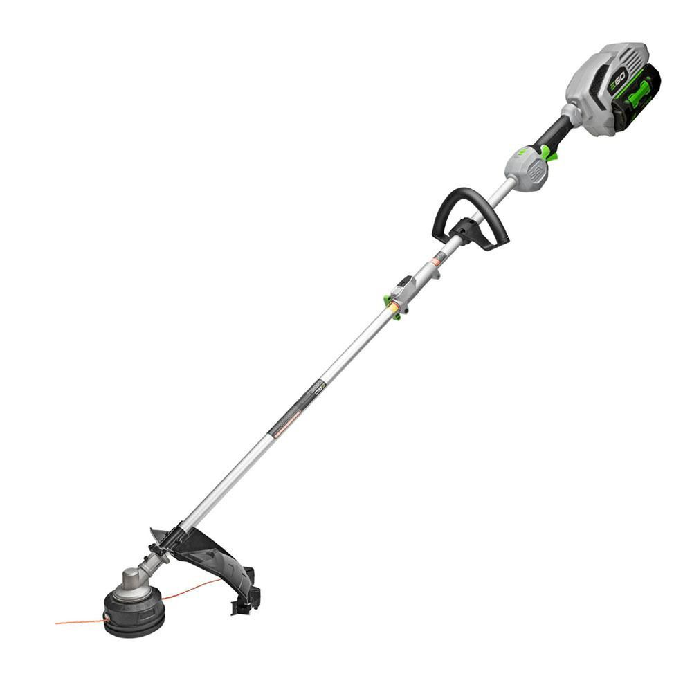 EGO POWER+ 15-inch String Trimmer with 5.0Ah Battery and Charger for POWER+ Power Head System MST1501