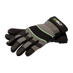 EGO POWER+ Goat Skin Leather Work Gloves - Large