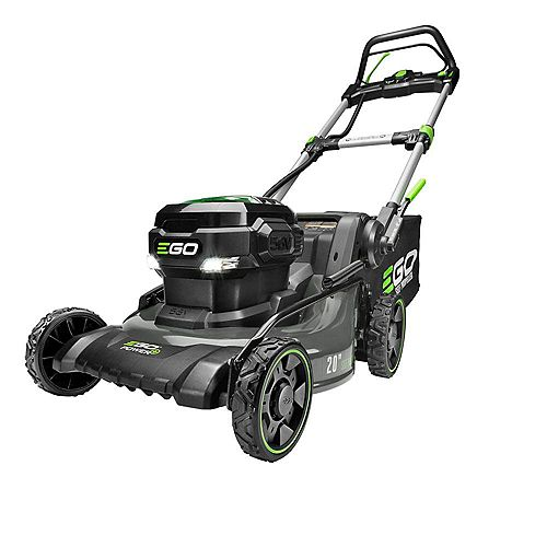 EGO POWER+ 20-inch 56V Li-Ion Cordless Self-Propelled Lawn Mower Kit - 7.5Ah Battery & Charger included