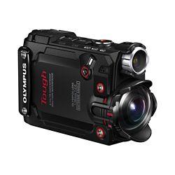 Olympus Tough TG-Tracker Action Camera (Black)