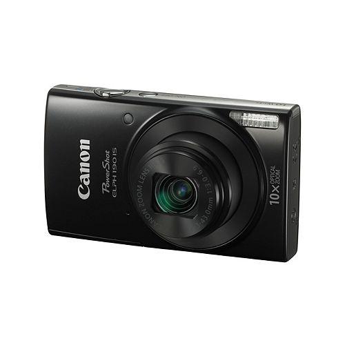 Canon Appareil photo numérique PowerShot ELPH190 IS, Noir