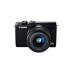 Canon EOS M100 Mirrorless Camera EF-M 15-45mm IS STM Kit