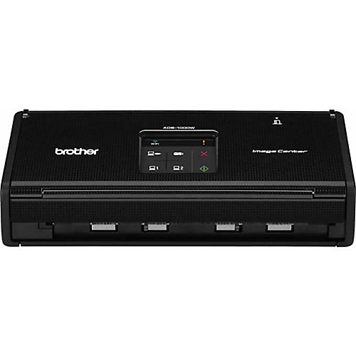 ADS-1000W Wireless Compact Colour Scanner
