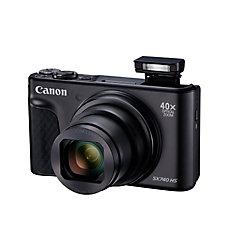 Canon PowerShot SX740 noir avec étui