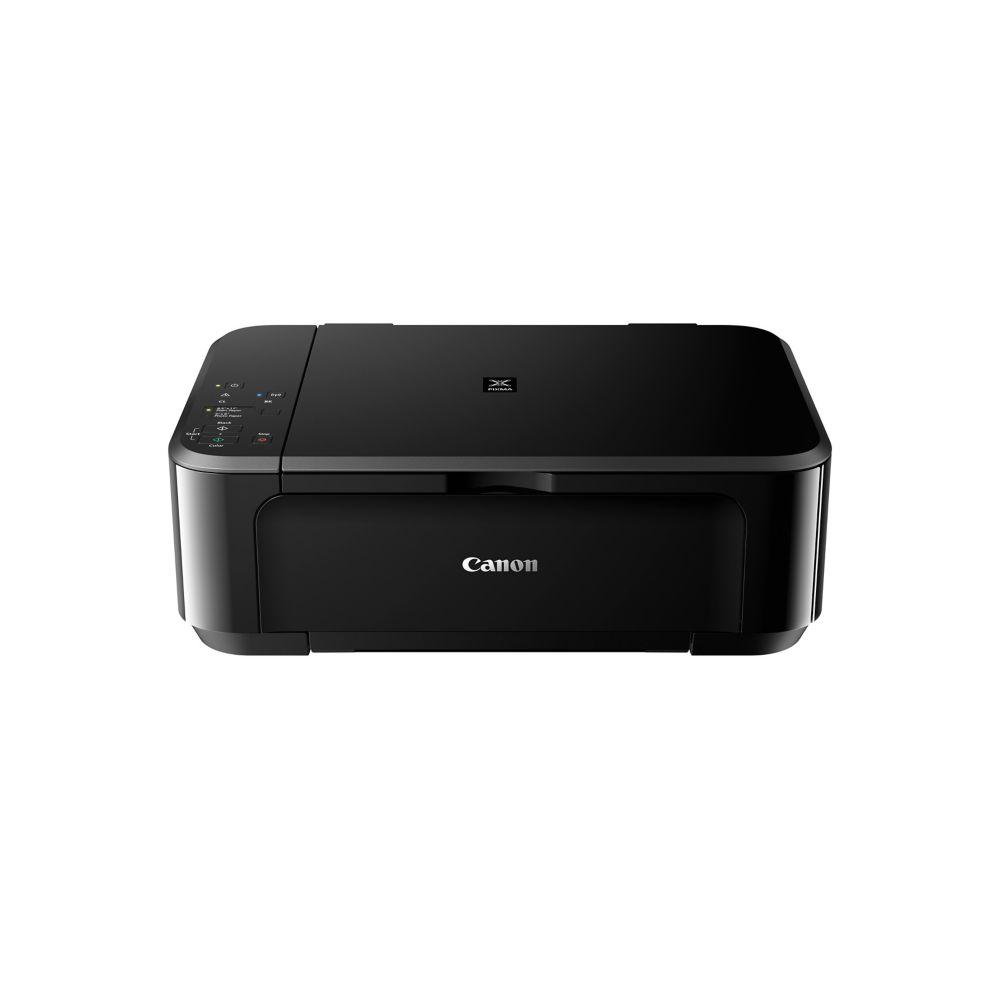 Canon PIXMA MG3620 Photo All-in-One Inkjet Printer, 9.9 ipm, WiFi, Black