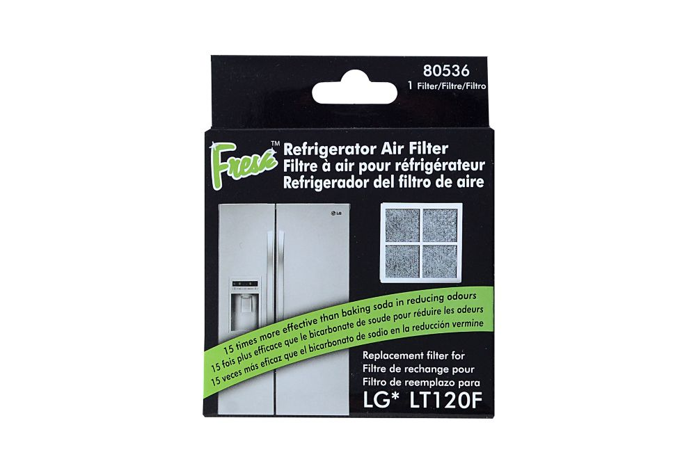 Fresh Refrigerator Air Filter - Replacement for LG LT120F