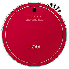bObi Pet Robotic Vacuum Cleaner, Scarlet