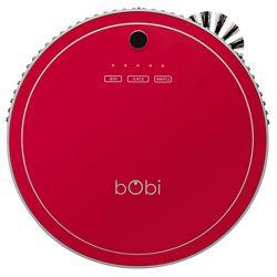 bObsweep bObi Pet Robotic Vacuum Cleaner, Scarlet