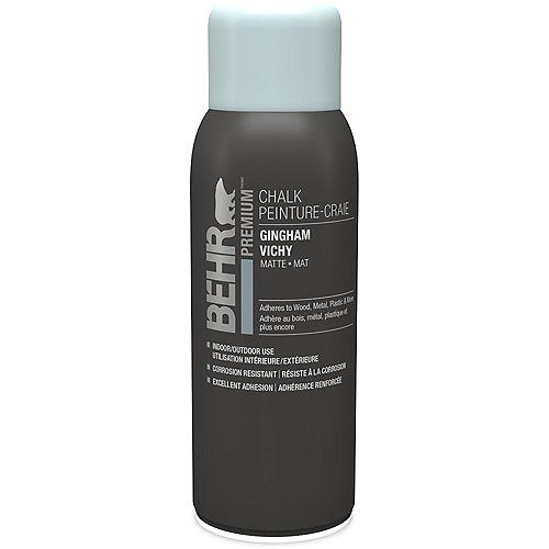 BEHR Chalk Decorative Aerosol Paint  - Gingham, 340 g