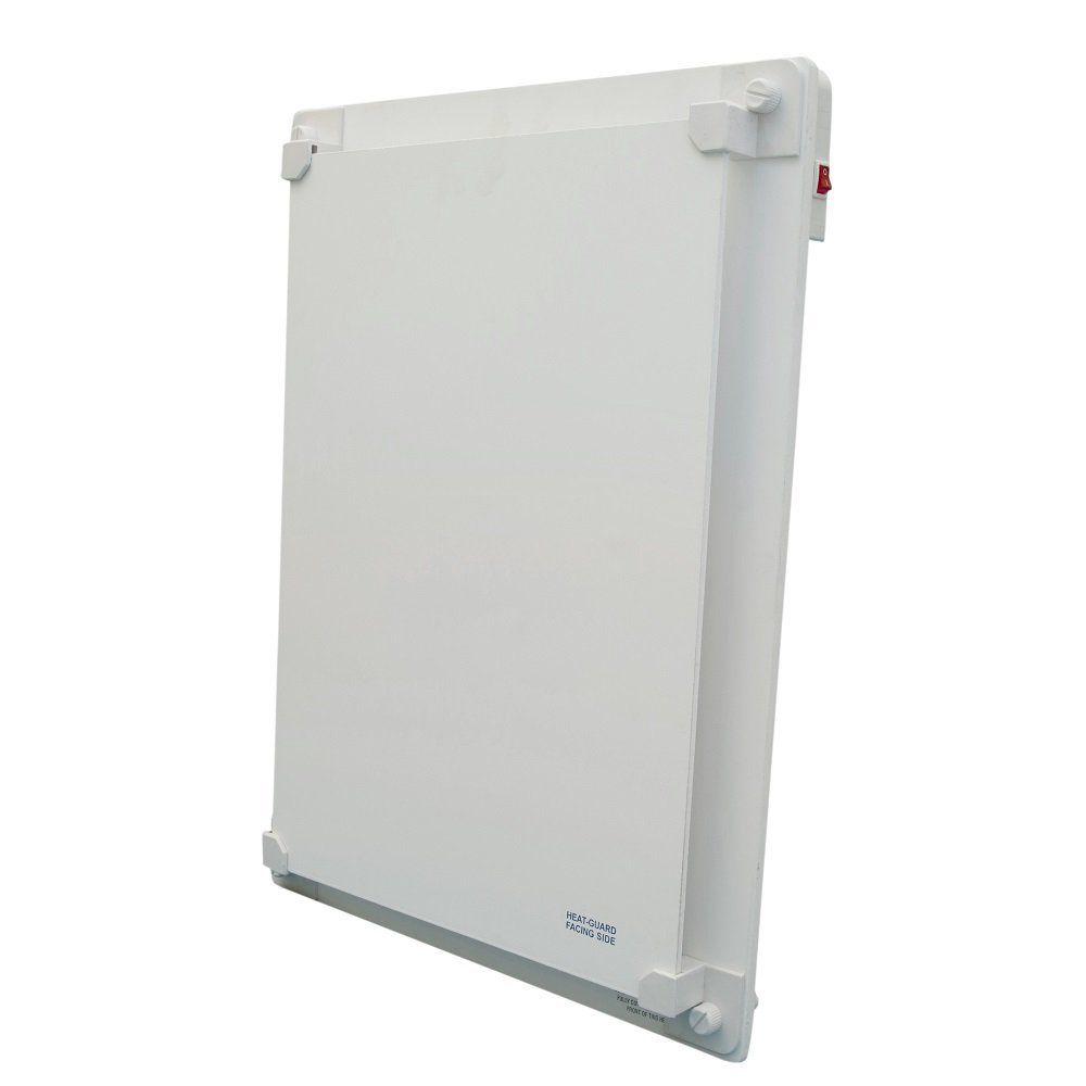 Amaze Heater 400-Watt with Heat Guard Electric Wall Heater