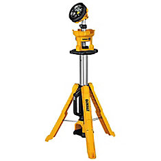 20V MAX LED Tripod Light