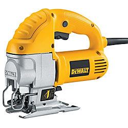DEWALT VS Compact Jig Saw 5.5 Amp - Sans clé avec sac