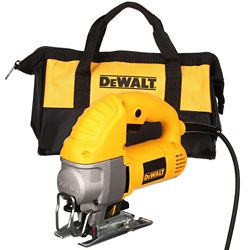 DEWALT VS Compact Jig Saw 5.5 Amp - Keyless with Bag