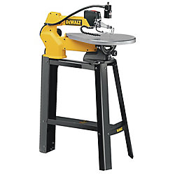 DEWALT 20-inch Scroll Saw with Stand and Lamp