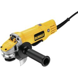 DEWALT Grinder 4-1/2-inch 11,000 rpm 9.0AC (Paddle Switch, Slim SAG)