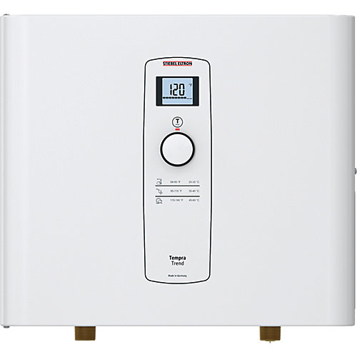 Tempra 12 Trend Self-Modulating 12 kW 2.34 GPM Electric Tankless Water Heater