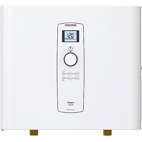 Tempra 20 Trend Self-Modulating 19.2 kW 3.90 GPM Electric Tankless Water Heater