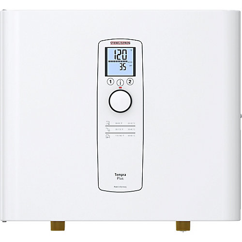 Tempra 36 Plus Advanced Flow Control and Self-Modulating 36 kW 7.03 GPM Electric Tankless Water Heater