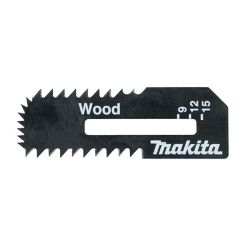 MAKITA BOARD CUTTER BLADE HCS FOR WOOD