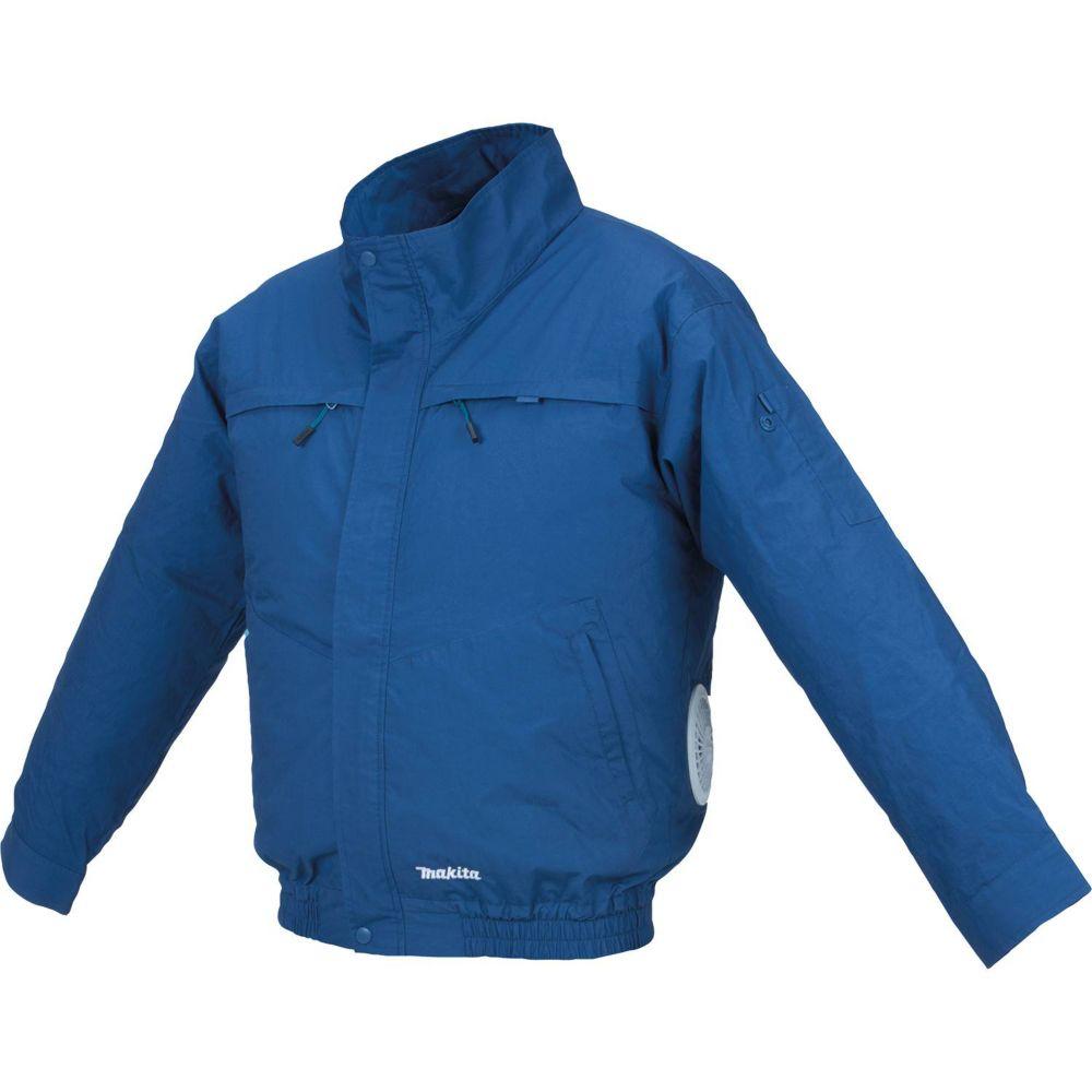 MAKITA 12-18V LXT CXT Fan Jacket XL, Grinding work, Cotton