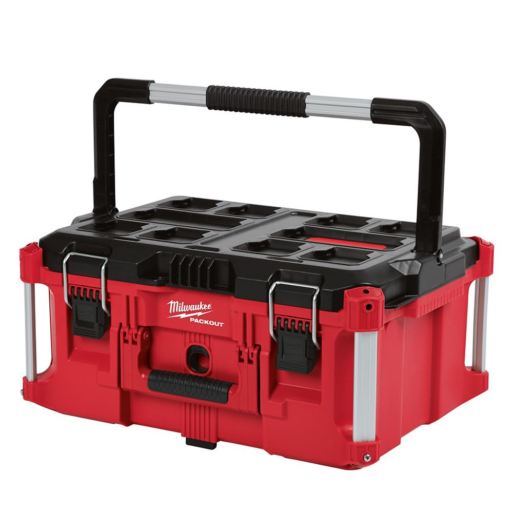Milwaukee Tool PACKOUT 22-inch Tool Box-L