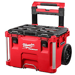 PACKOUT 22-inch Large Rolling Hard Tool Box