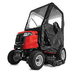 MTD Cabine / pare-soleil pour tracteur de pelouse