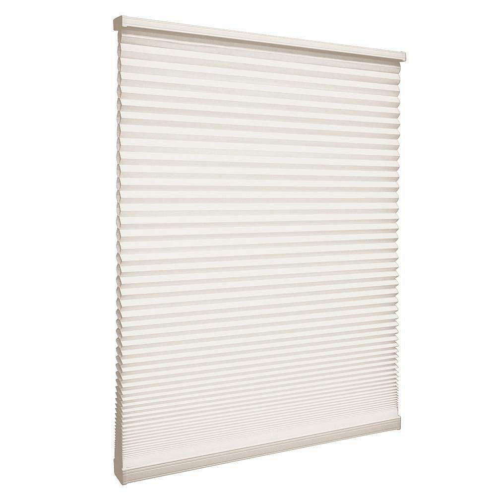 Home Decorators Collection Store alvéolaire filtrant la lumière sans cordon Naturel 48.9cm x 121.9cm