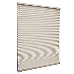 Home Decorators Collection Cordless Light Filtering Cellular Shade Nutmeg 49.25-inch x 48-inch