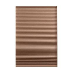 Home Decorators Collection Cordless Blackout Cellular Shade Dark Espresso 17.5-inch x 72-inch