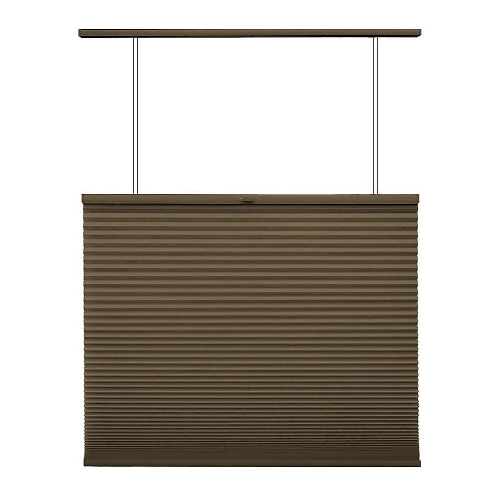 Store alvéolaire ascendant/descendant sans cordon Expresso 54.6cm x 121.9cm