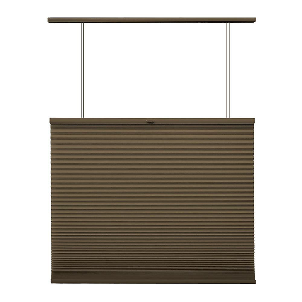 Cordless Top Down/Bottom Up Cellular Shade Espresso 40-inch x 72-inch