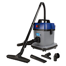 Commercial Canister Vacuum from Cana-Vac, 1.6 gal (6 L) Tank & Accessories