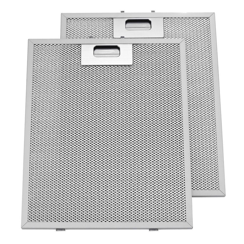 Venmar Jazz Aluminum replacement filters for Venmar Jazz VJ70524SS chimney range hood