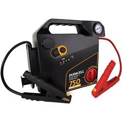 Duracell Duracell Jump-Starter + Compressor 750 AMP