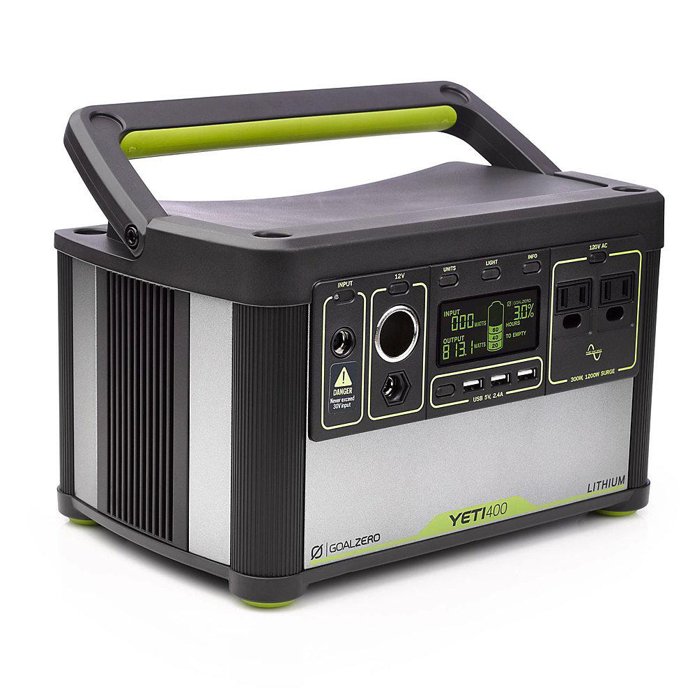 Yeti Lithium 400 Portable Power Station