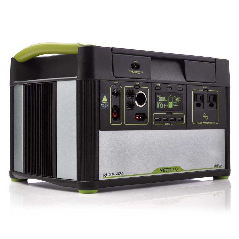 Yeti Lithium 1000 Portable Power Station