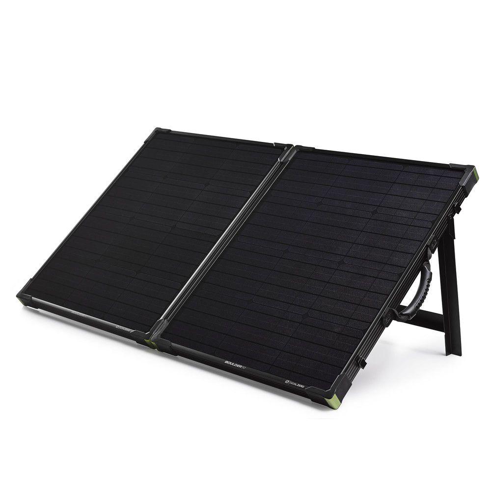 Goal Zero Boulder 100 Solar Panel Briefcase