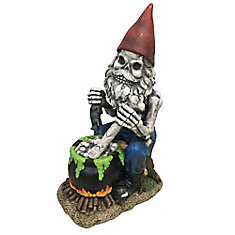 16 inch Scary Gnome