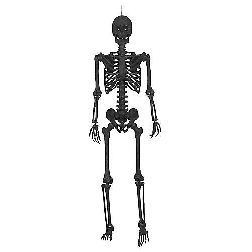 5 ft. LED Pose-N-Stay Skeleton