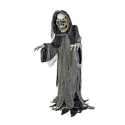 9 ft. Animated LED Grim Reaper